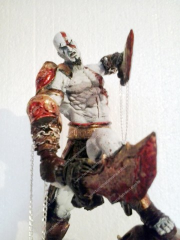 Kratos God Of War F (1)