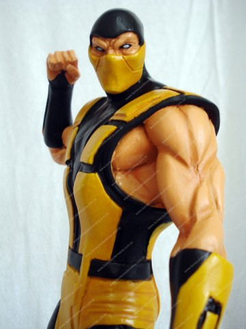 Mortal Kombat - Scorpion (3)