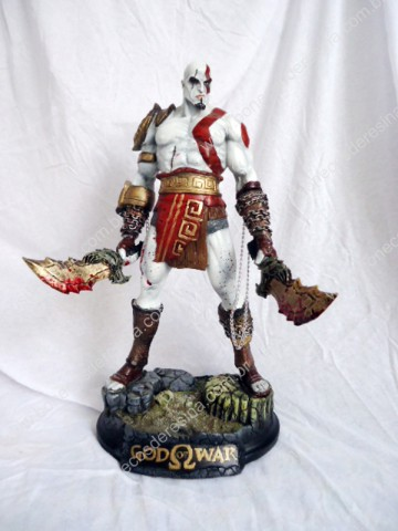 Kratos  God of War 3 - F 2 (3)